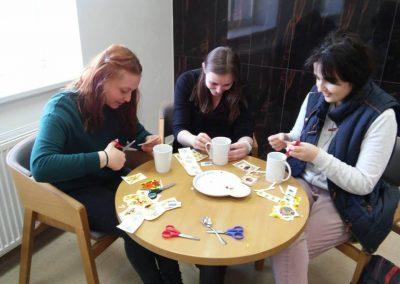 Porcelánka holky